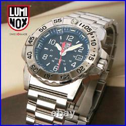 Luminox XS. 3254 Navy Seal Steel 3250 Series 45mm Stainless Steel Men's Watch
