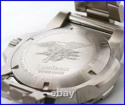 Luminox XS. 3258 Navy Seal Steel 3250 Series 45mm Stainless Steel Men's Watch