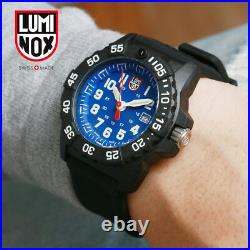 Luminox XS. 3503 Navy Seal Trident Rubber 45mm Swiss made 20ATM