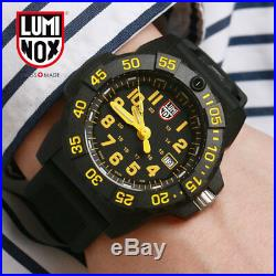 Luminox XS. 3505 Navy Seal Trident Rubber 45mm Swiss made 20ATM