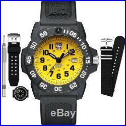 Luminox XS. 3505. SC. SET Navy SEAL Scott Cassell UVP Special Edition Men's Watch