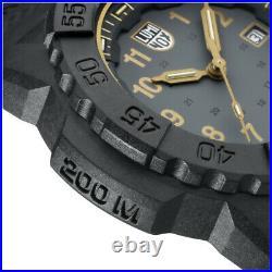 Luminox XS. 3508. GOLD Navy SEAL, 45 mm, Militäruhr, 20 ATM