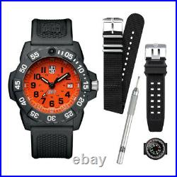 Luminox XS. 3509. SC. SET Navy SEAL Scott Cassell UVP Special Edition Men's Watch