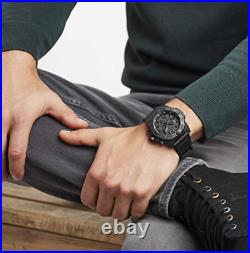 Luminox XS. 3581. EY 200m Navy Seal Men's Chronograph Watch Black