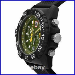 Luminox XS. 3597 Navy Seal Chronograph Green Dial 45mm Men's Watch