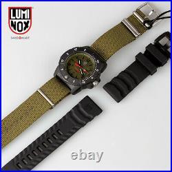 Luminox XS. 3617 SET Navy SEAL 3600 Series 45mm Men's Watch