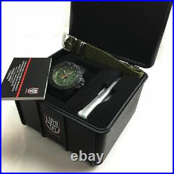 Men's Luminox Navy SEAL 45mm Military Watch 3517. NQ. SET