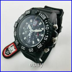 Men's Luminox Navy SEAL Chronograph Diver's 45mm Watch 3581