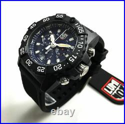 Men's Luminox Navy SEAL Chronograph Diver's 45mm Watch 3583