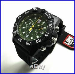 Men's Luminox Navy SEAL Chronograph Diver's 45mm Watch 3597