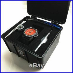 Men's Luminox Navy SEAL Scott Cassell Watch Set 3509. SC. SET