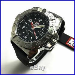 Men's Luminox Navy SEAL Steel Diver's 200 m WR Watch 3251