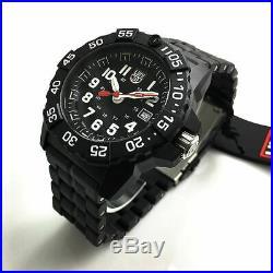Men's Luminox Navy SEAL Trident Diver's 45mm Watch 3502