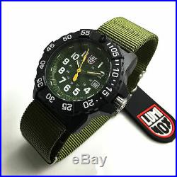 Men's Luminox Navy SEAL Trident Diver's 45mm Watch 3517