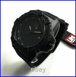 Men's Luminox Navy SEAL Trident Diver's Blackout Watch 3501. BO