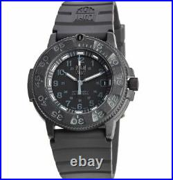 Men's Luminox Original Navy Seal Military Diver's Watch 3001 40mm Rubber Strap