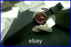 Mens 44mm LUMINOX NAVY SEAL COLORMARK 3050 /3950 Swiss Quartz Diver A3065 Watch