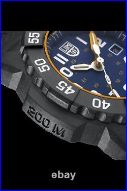 NEW Luminox XS. 3503. NSF Navy Seal Foundation Exclusive Sea Series Men`s Watch