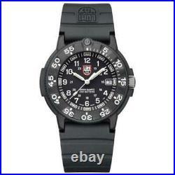 New Luminox Navy Seal Blue Dial Rubber Strap Men's Watch XS. 3001. F
