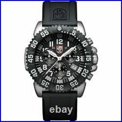 New Luminox Navy Seal Blue Dial Rubber Strap Men's Watch XS. 3181. F