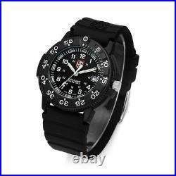 Original Luminox Navy Seal Quartz Watch Men Mariner Diver 200M Swiss Made 3001F
