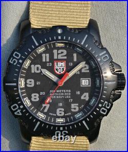 Orologio militare Luminox Authorized for Navy use XS. 4221. NV nuovo con corredo